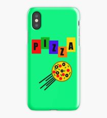 Who Ordered Pepperoni? iPhone Case/Skin