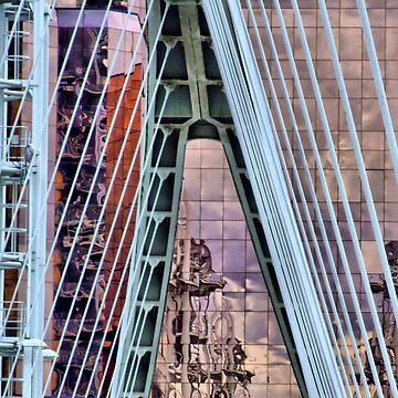 Lowry Centre Bridge by spottydog06