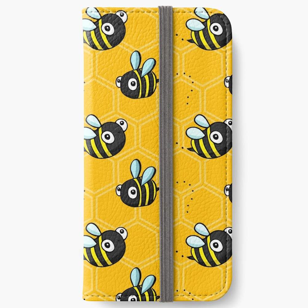 Bumble Bee iPhone Wallet