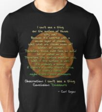 Dinosaurs on Venus T-Shirt