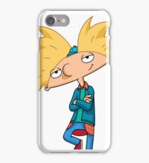 Hey Arnold! Straight Outta Hillwood - Arnold iPhone Case/Skin