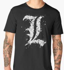 Death Note - L Men's Premium T-Shirt