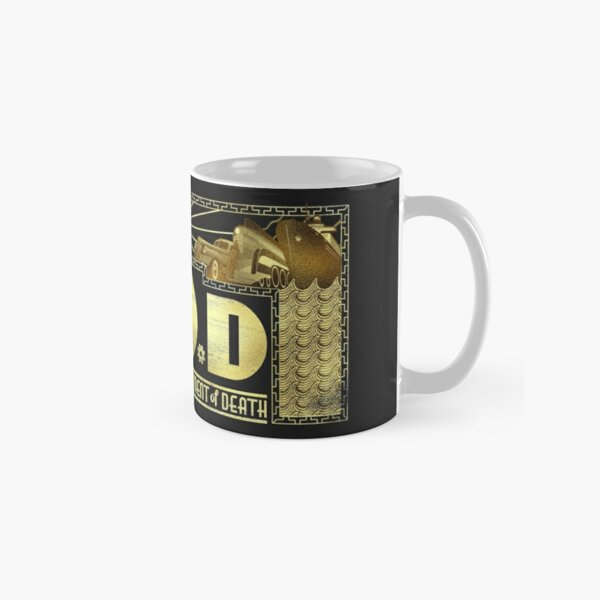 Standard issue Department of Death homewares Classic Mug