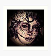 Undead Art Print