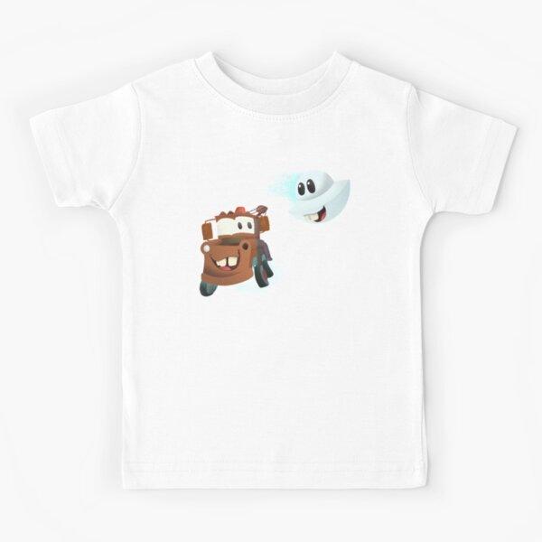 Flying Buddies Mater and Mator Kids T-Shirt