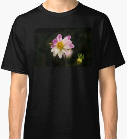 Making a Beeline for the Dahlia Classic T-Shirt