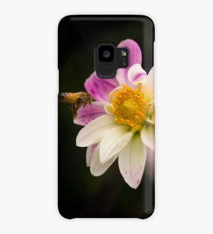 Making a Beeline for the Dahlia Case/Skin for Samsung Galaxy