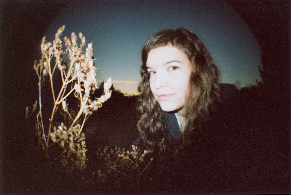 emily in fisheye by Emily Denise