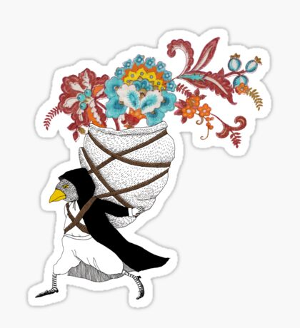 Dream Thief Sticker