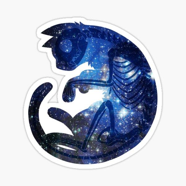 Star Cat Sticker