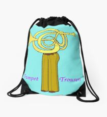 Trumpet Trousers Drawstring Bag