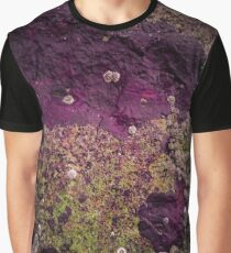 Urban Patterns: Beach Maps Graphic T-Shirt