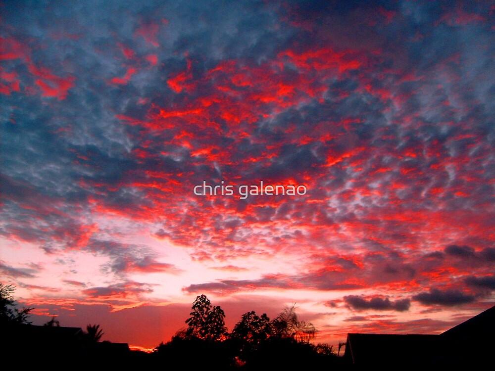 my sky  by chris galenao