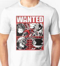 Phantom thief wanted poster T-Shirt