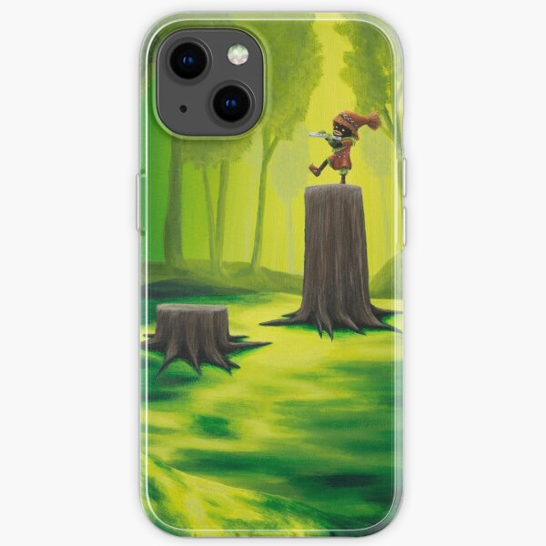 Lost Woods iPhone Soft Case