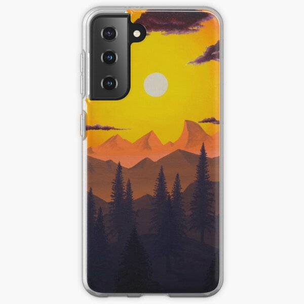 Shoshone Samsung Galaxy Soft Case