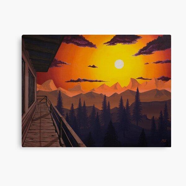 Shoshone Canvas Print