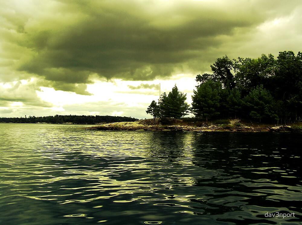 Lake Placid by dav3nport