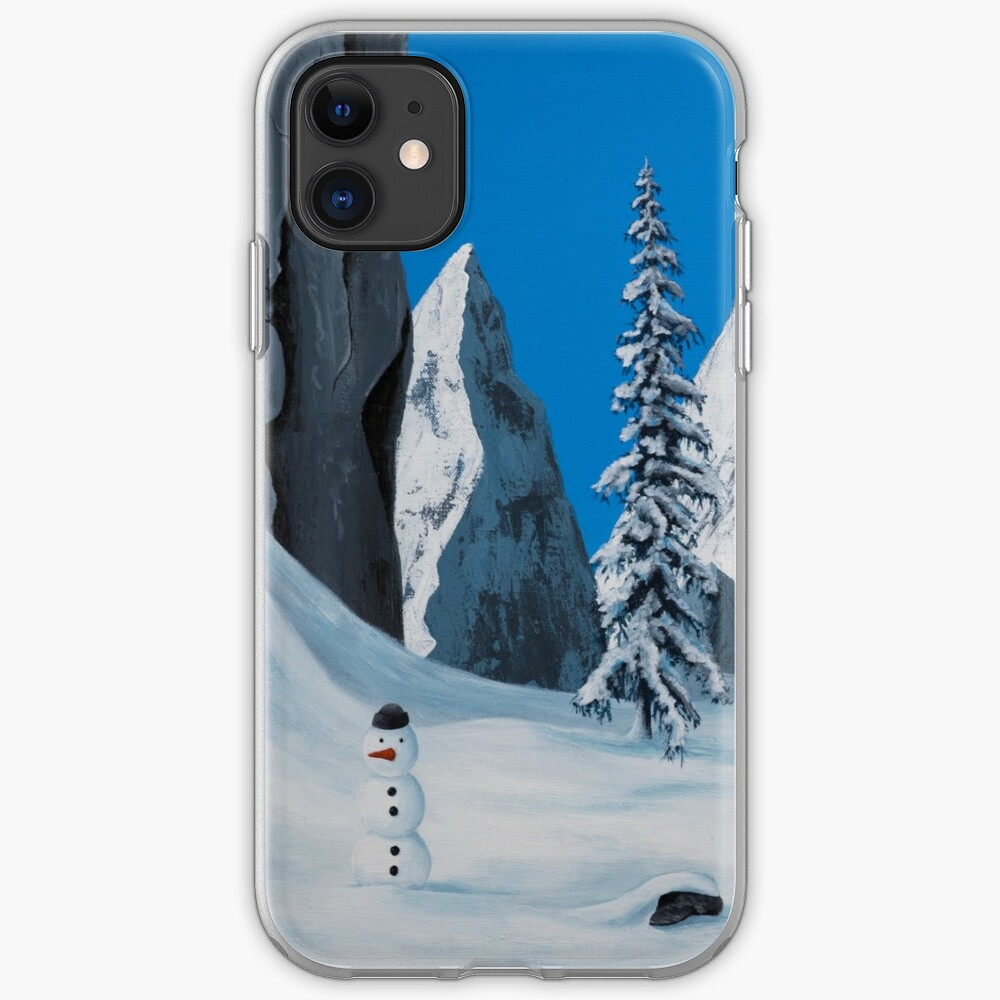Snowman iPhone Case & Cover