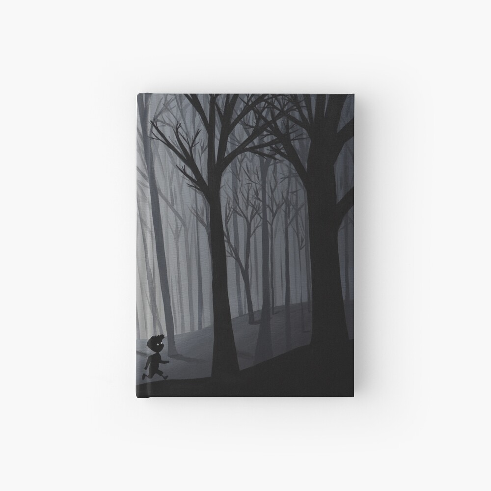 Purgatory Hardcover Journal