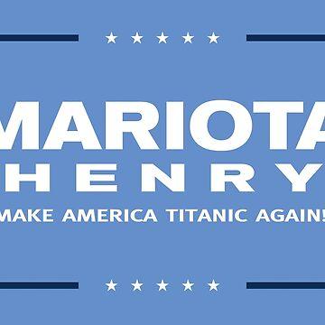 Make America Titanic Again by MusashinoSports