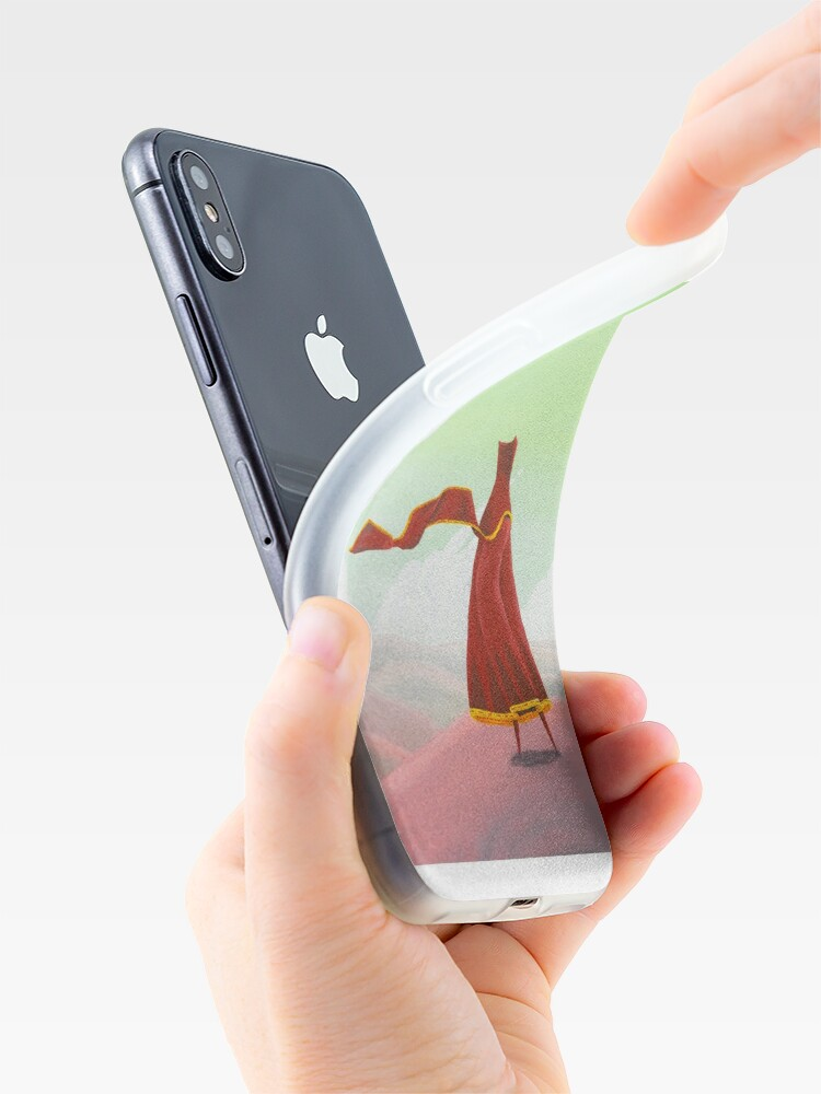 Alternate view of The Dunes iPhone Case & Cover