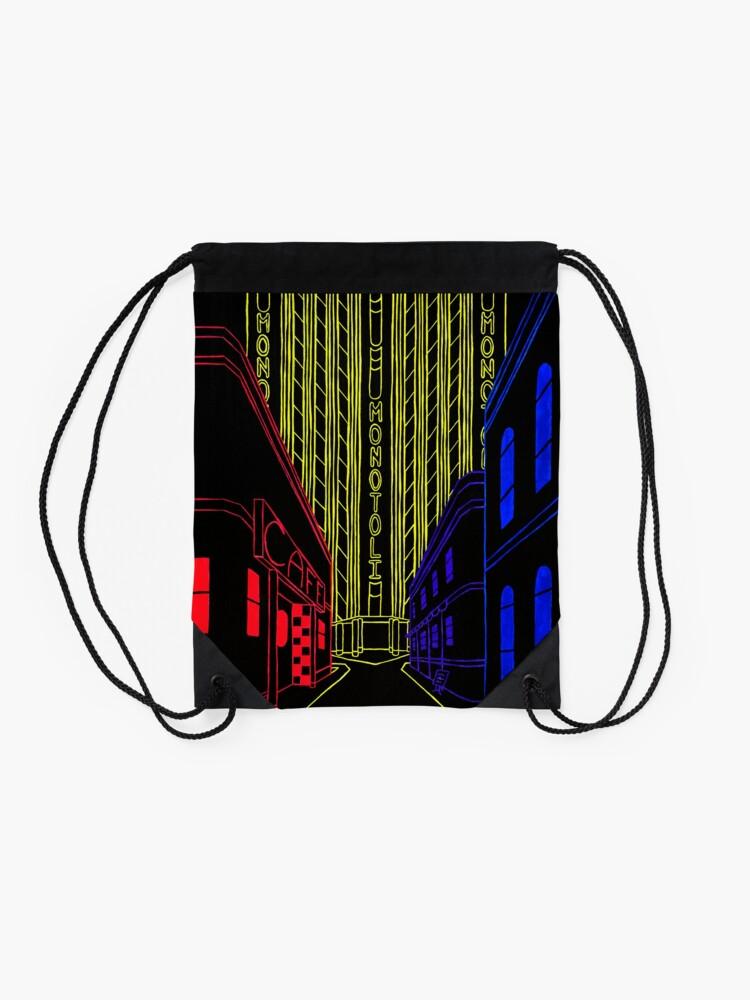 Alternate view of Edisnoom Drawstring Bag