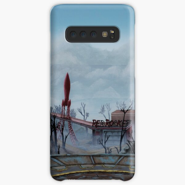 Ruined World Samsung Galaxy Snap Case
