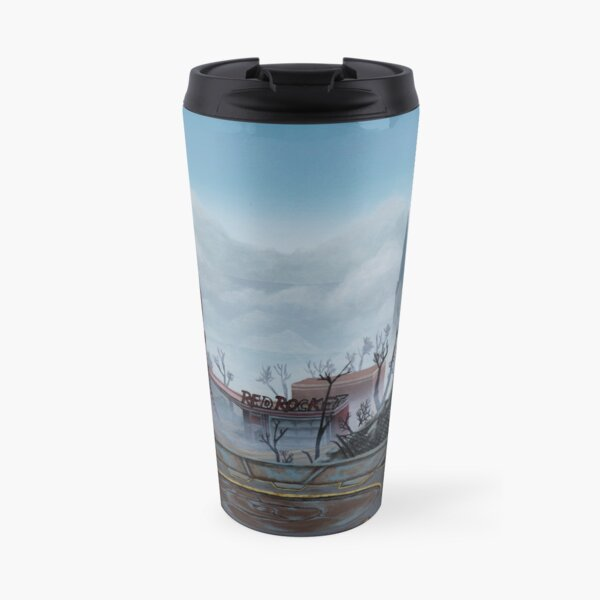 Ruined World Travel Mug