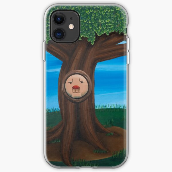 Lover's Tree iPhone Soft Case