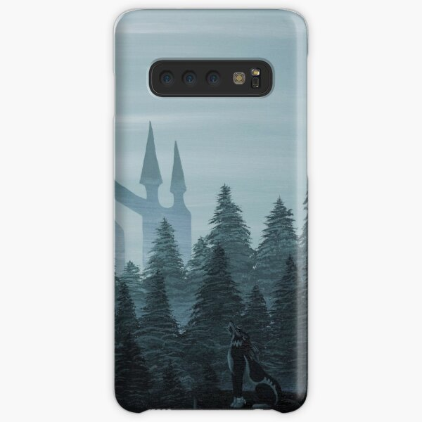 Misty Castle Samsung Galaxy Snap Case