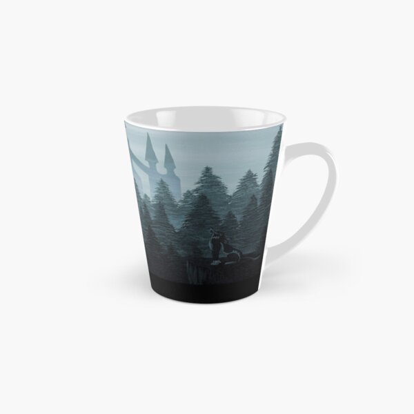 Misty Castle Tall Mug