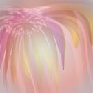 Flower Umbrella (Abstract) by CarolM