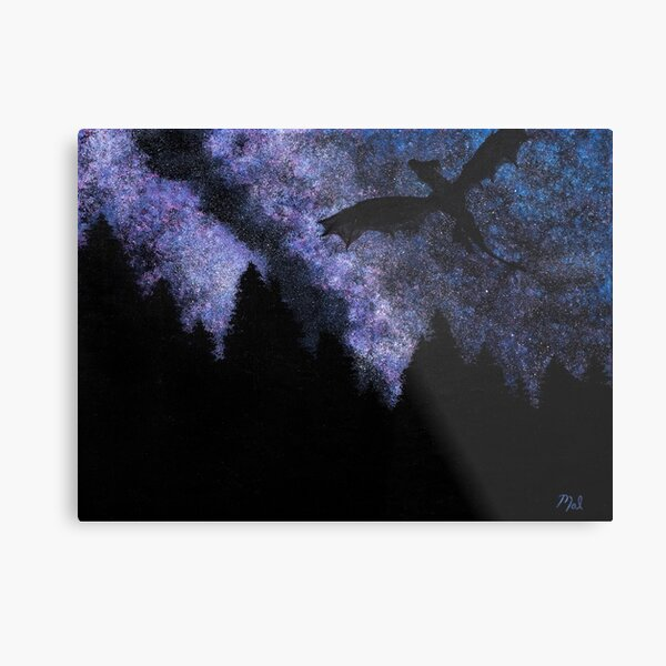 Night Watch Metal Print