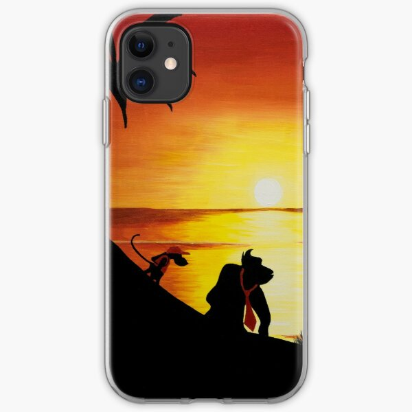 Sunset Shore iPhone Soft Case
