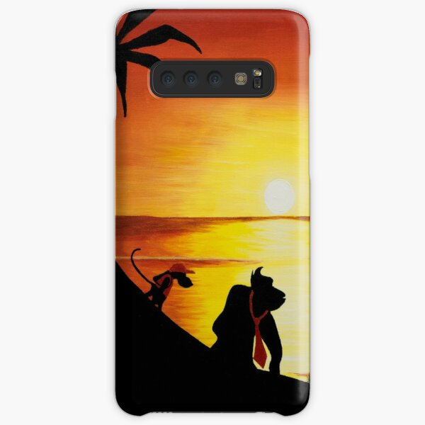 Sunset Shore Samsung Galaxy Snap Case