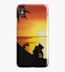 Sunset Shore iPhone Case/Skin