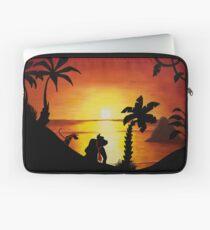 Sunset Shore Laptop Sleeve