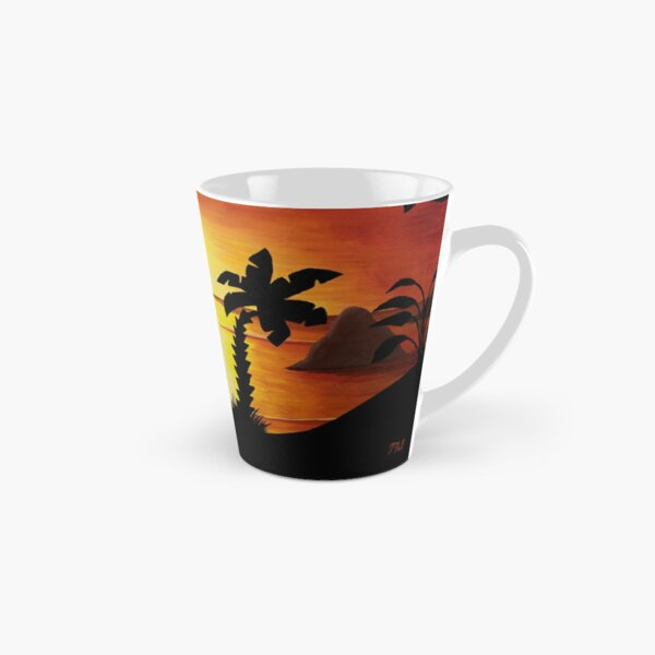 Sunset Shore Tall Mug