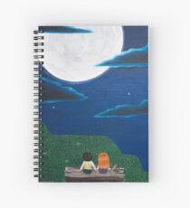 Cuaderno de espiral Juntos