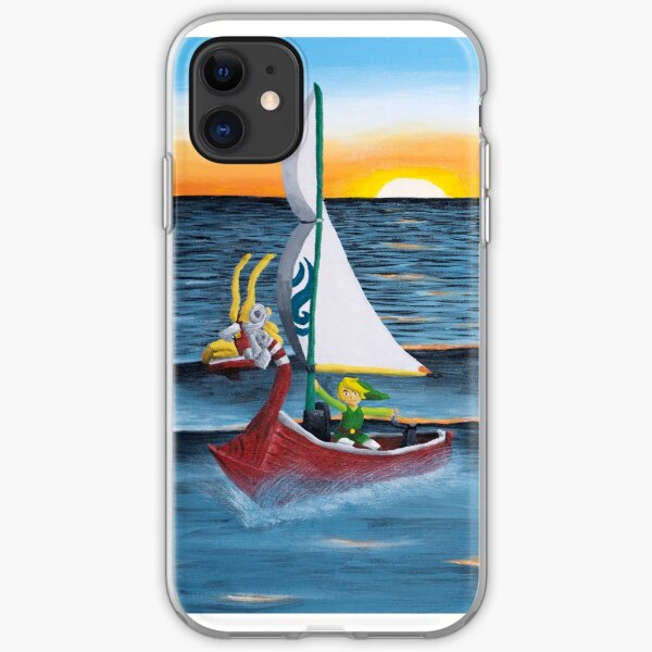Outset Island iPhone Soft Case