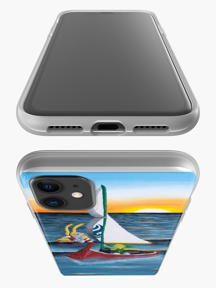 Alternate view of Outset Island iPhone Case & Cover