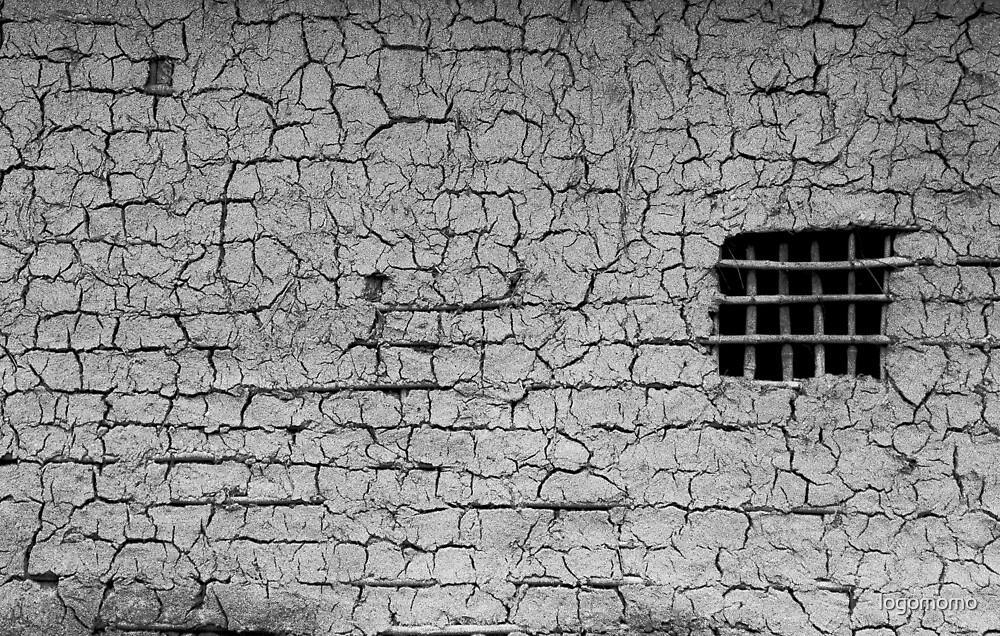 Cracked wall by logomomo