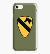 1st Cavalry Division iPhone Case/Skin