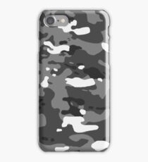 Military Camouflage: Urban II iPhone Case/Skin