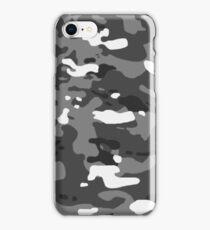 Military Camouflage: Urban II iPhone Case/Skin