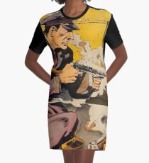 PRISON BREAK 4 Graphic T-Shirt Dress
