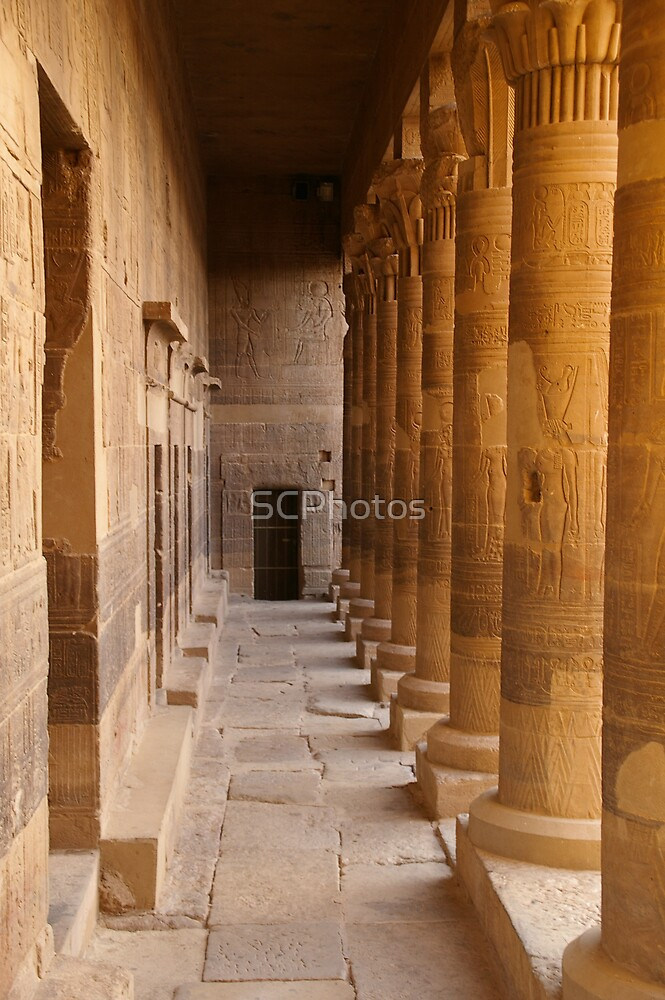 Philae Temple by SCPhotos