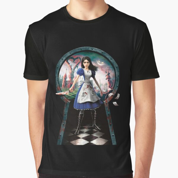 Alice: Madness Returns Graphic T-Shirt