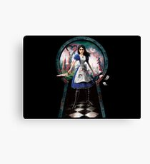 Alice: Madness Returns Canvas Print
